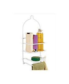 Bath Bliss Curve Design Shower Caddy
