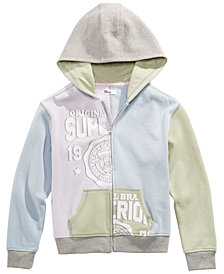 Epic Threads Boys Colorblocked Full-Zip Hoodie, Created for Macy's