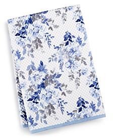"Texture Bouquet 30"" x 54"" Bath Towel, Created for Macy's"