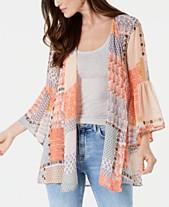 084d93009ddc3 Kimono Jackets for Women - Macy s