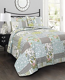 Roesser 3-Pc Set Full/Queen Quilt Set