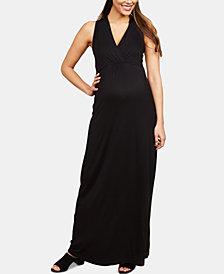 Motherhood Maternity Maxi Dress
