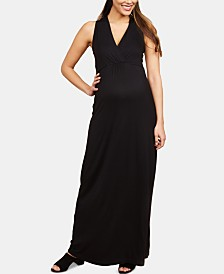 Motherhood Maternity Maxi Dress