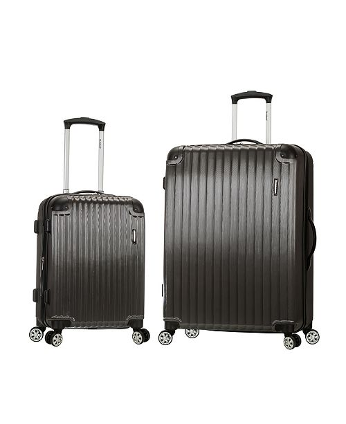 Rockland Santorini 2-Pc. Hardside Luggage Set