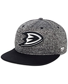 Authentic NHL Headwear Anaheim Ducks Emblem Snapback Cap