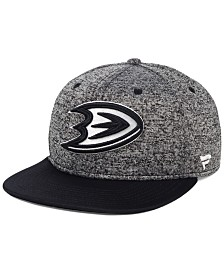 Authentic NHL Headwear Anaheim Ducks Emblem Snapback Cap