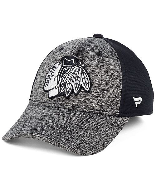 33d2e4db2 Authentic NHL Headwear Chicago Blackhawks Speed Flex Cap - Sports ...