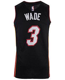 Nike Men's Dwyane Wade Miami Heat Icon Swingman Jersey