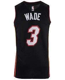 Nike Men's Dwyane Wade Miami Heat Icon Swingman Jersey