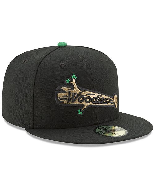 best website 980d4 563b2 ... New Era Down East Wood Ducks AC 59FIFTY-FITTED Cap ...