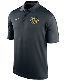 Nike Men's Wichita State Shockers Varsity Team Logo Polo