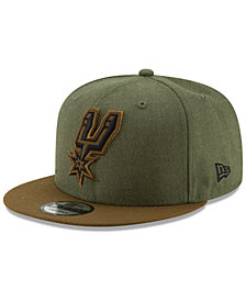 New Era San Antonio Spurs Enlisted 9FIFTY Snapback Cap
