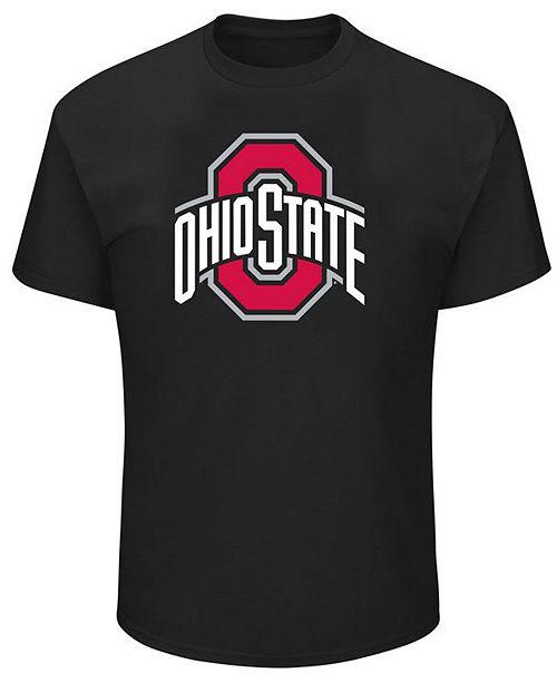 Profile Men s Big   Tall Ohio State Buckeyes Big Logo T-Shirt ... 31410683e