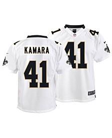Alvin Kamara New Orleans Saints Game Jersey, Big Boys (8-20)