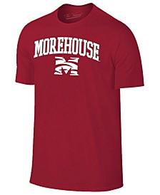 Men's Morehouse Maroon Tigers Midsize T-Shirt