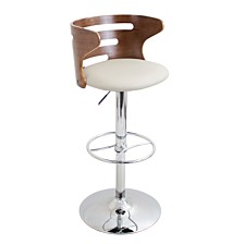 Lumisource Cosi Adjustable Barstool