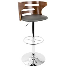 Lumisource Cosi Adjustable Barstool