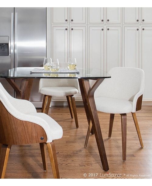 Macys Furniture Outlet Michigan: Lumisource Bacci Chair & Reviews
