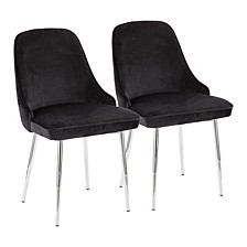 Marcel Dining Chair Set of 2