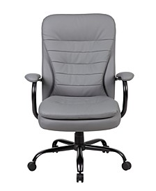 Diamond Stacking Chair with Arms