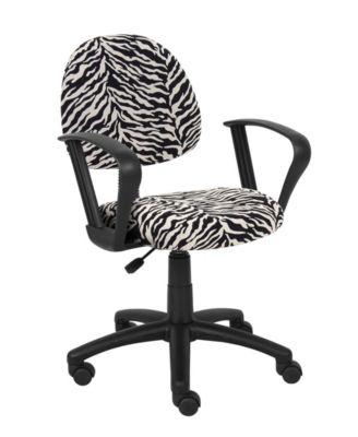 ... Boss Office Products Deluxe Posture Chair ...