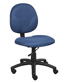 Boss Office Products Wide Seat Task Chair