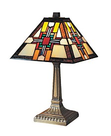 Dale Tiffany Morning Star Table Lamp