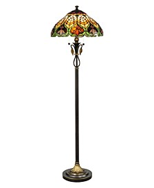 Sir Henry Tiffany Floor Lamp
