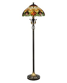 Dale Tiffany Sir Henry Tiffany Floor Lamp