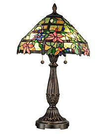 Trellis Table Lamp