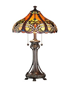 Bellas Tiffany Table Lamp