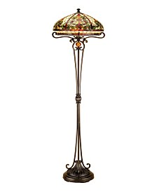 Dale Tiffany Boehme Floor Lamp