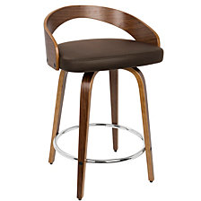 Lumisource Grotto Counter Stool