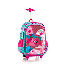 DreamWorks Trolls Core Rolling Backpack Collection