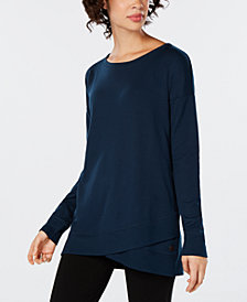 Ideology Tulip-Hem Tunic, Created for Macy's