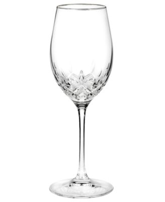 Stemware, Lismore Essence Platinum Wine Glass