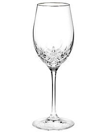 Stemware, Lismore Essence Platinum Wine Glass