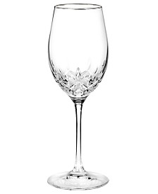 Waterford Stemware, Lismore Essence Platinum Wine Glass