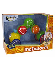 Kidoozie - Press 'n Go Inch Worm