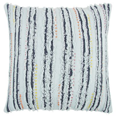 """22"""" x 22"""" Deconstructed Stripe Pillow Cover"""