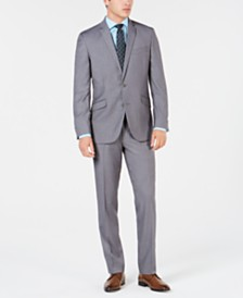Kenneth Cole Men's Slim-Fit Suit