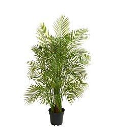 Nearly Natural 5.5' Areca Palm Artificial Tree