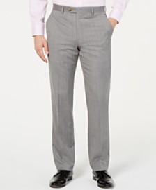 Lauren Ralph Lauren Men's UltraFlex Classic-Fit Stripe Pants