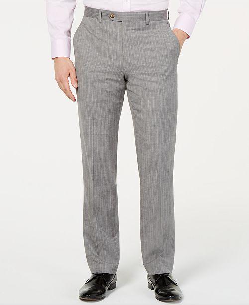 Lauren Ralph Lauren Men's UltraFlex Classic-Fit Stripe Pants