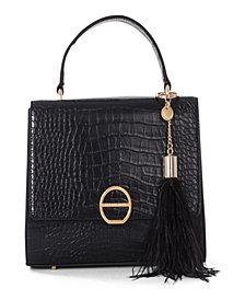Céline Dion Collection Leather-Like Sonata Handle Bag