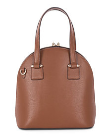 Céline Dion Collection Leather Triad Satchel