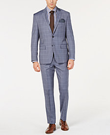 Lauren Ralph Lauren Windowpane UltraFlex Classic-Fit Suit Separates