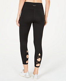 Calvin Klein Performance High-Waist Cropped Leggings