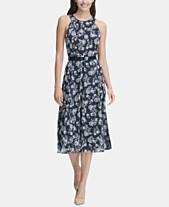 Midi Dresses - White Midi Dresses   Black Midi Dresses - Macy s fb6ea773c
