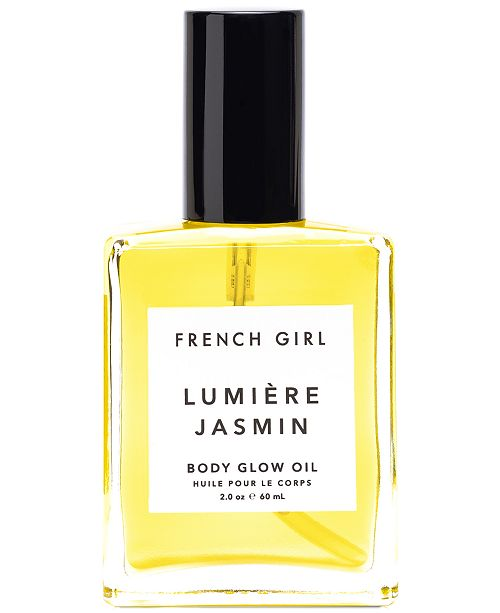 French Girl Lumière Jasmin Body Glow Oil, 2-oz.